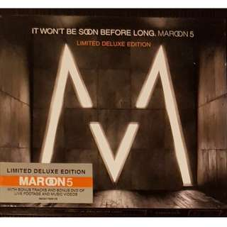 Maroon 5 - It Won't Be Soon Before Long (Limited Deluxe Edition)