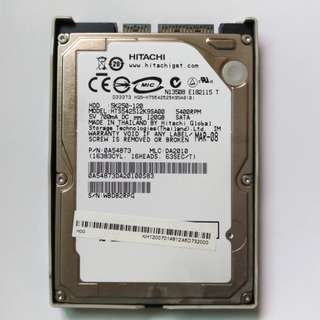 HDD SATA 120GB Hitachi