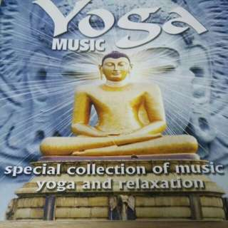 Yoga music Cd