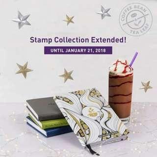 3 CBTL Stamps for 2018 Planner