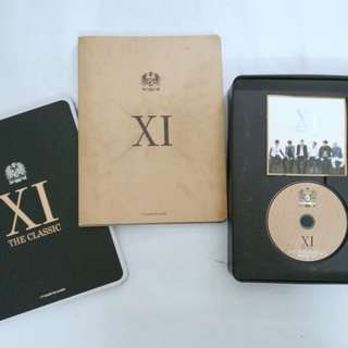 Shinhwa Vol. 11 - THE CLASSIC (Limited Edition)