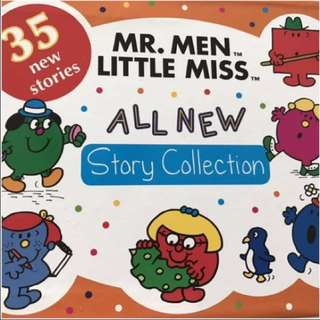 Mr Men Little Miss Story Collection