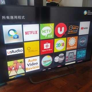 Sony 42吋超薄可上網idtv電視