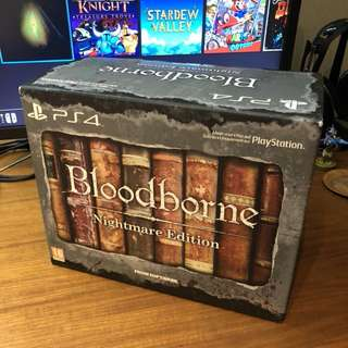 [BNIB] PS4 Bloodborne Nightmare Edition