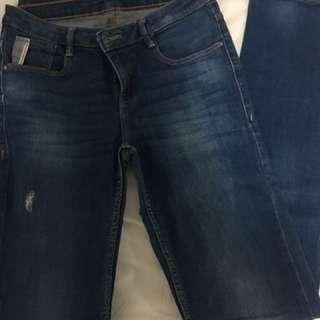 Zara TRF Skinny Jeans