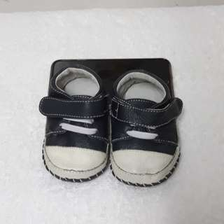 REPRICED Little Blue Lamp Shoes for Boys