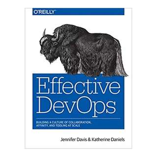 Effective DevOps: Building a Culture of Collaboration, Affinity, and Tooling at Scale BY Jennifer Davis  (Author),‎ Katherine Daniels (Author)
