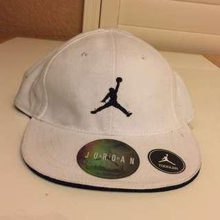 New & Authentic Air Jordan Snapback Cap for Toddlers