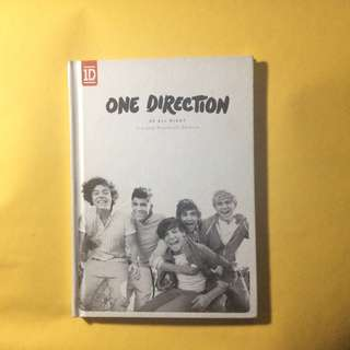 One Direction - Up All Night Yearbook Edition