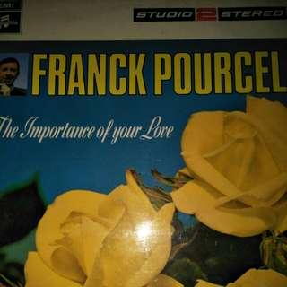 Franck Pourcel:The Important of your love (LP vinyl)