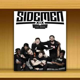 BN - Sidemen: The Book  (Hardcover/Hardback) By The Sidemen