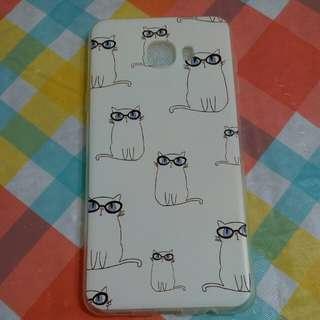 貓貓SAMSUNG C7 手機殼