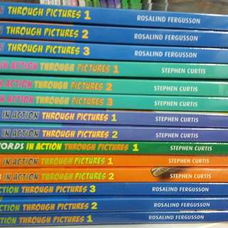 Integrated Thematics Science , adventure comics , English learning through pictures