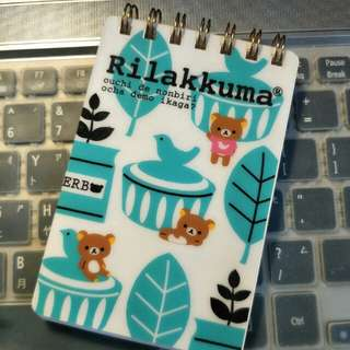 正版❗拉拉熊筆記本#小筆記#買東西送你也可以