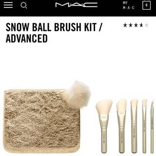 SNOW BALL CRUSH KIT ADVANCED (M.A.C)