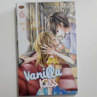 Komik Vanilla Kisss Series 6