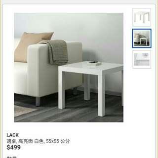 IKEA 的邊桌99新