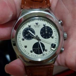 (Father's DAY NOW@$120) Swatch Men Watch - used