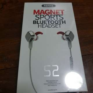 Remax S2 Bluetooth Headset (Price Reduced)