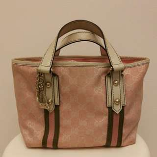 REDUCED! Gucci monogram handbag