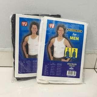 Promo! Slim 'n lift Slimming Shirt for Men