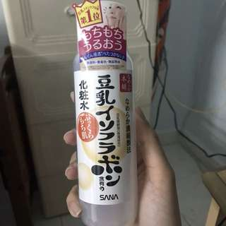 Nameraka Honpo Sana Isoflavone Facial Lotion 200ml