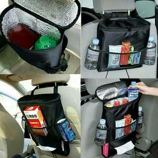 Multifunction Car Seat Back Storage