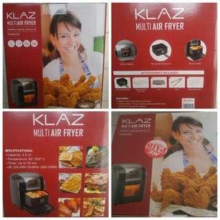 Air Fryer merk Klaz
