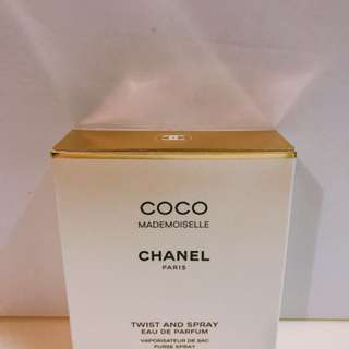 COCO MADEMOISELLE 3x20 ml 100% real 99% new