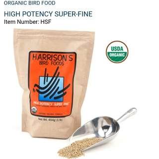pre-order! Harrison's High potency Fine - 0.5lb