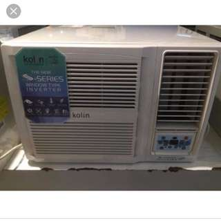 Inverter Window type air conditioner