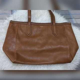 Fossil Brown Bag