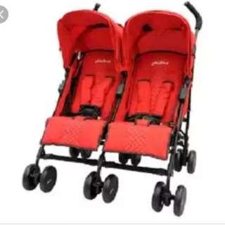 Twin Stroller Halford