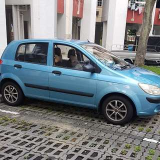 Hyundai Getz 1.1 Manual GL 5dr