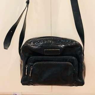 Black Longchamp Bodybag Authentic