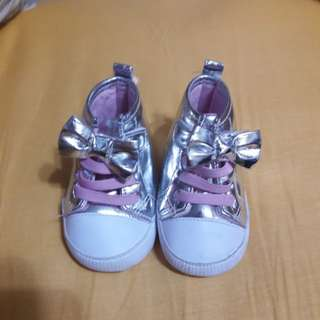 Baby Girl's Shoes (Preloved)