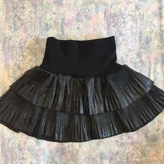 Mad black Skirt