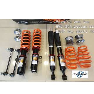 Vios NCP93 08~12 HWL Fully Adjustable