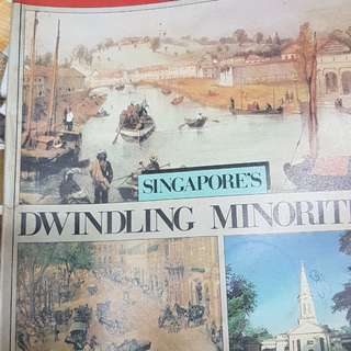 1988 Asia Magazine Singapore