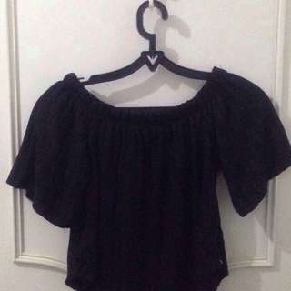 Dress,crop top,