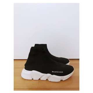 Balenciaga Knit Speed Trainer (size 38)