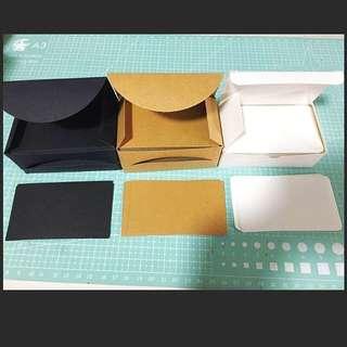 Brown/White/Black Cards