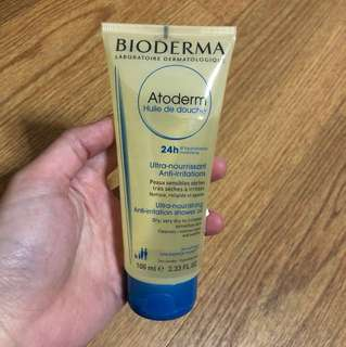 bioderma shower oil 100ml
