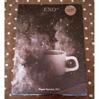 EXO - 2017 Winter Special Album ' UNIVERSE '