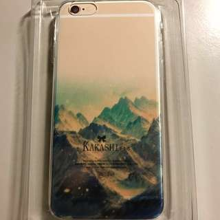 Clear Iphone 6/6s Casing Thin
