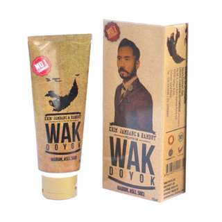 Authentic Wak Doyok Beard & Hair Cream