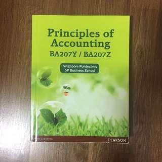 SP PACC BA207Y/BA207Z Textbook