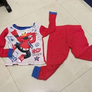 Elmo Pijamas