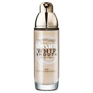 maybelline dream whip foundation. colour 01