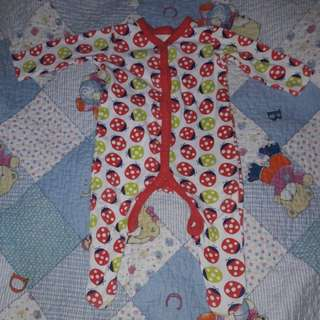 Baby Sleepsuit(preloved)